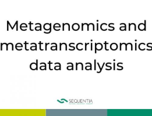 Metagenomics and metatranscriptomics data analysis