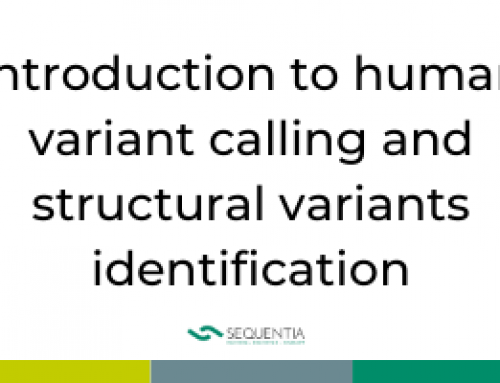 Introduction to human variant calling and structural variants identification